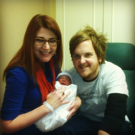 1st Family Photo