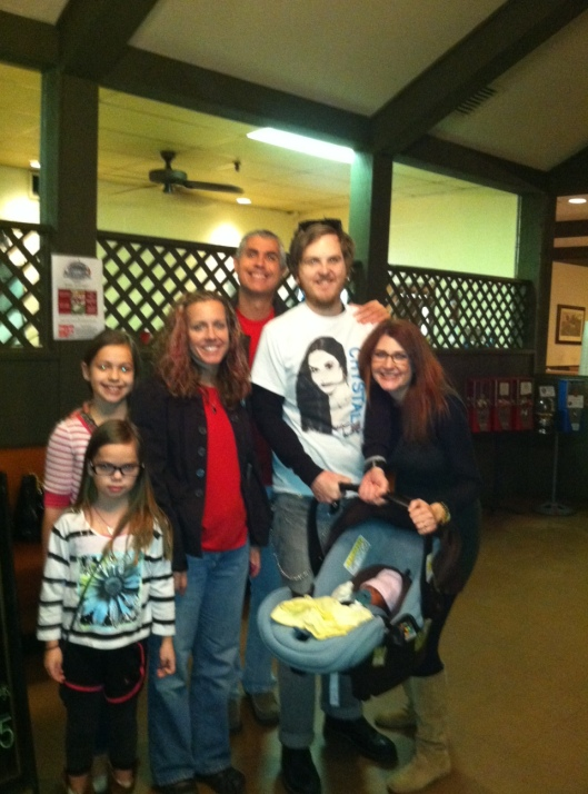 Morris Family and Jones Family